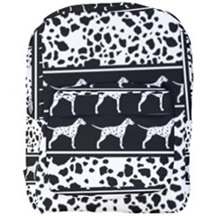 Dalmatian Dog Full Print Backpack by Valentinaart