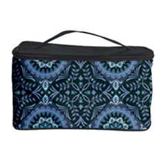 Oriental Pattern Cosmetic Storage Case by ValentinaDesign
