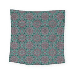 Oriental Pattern Square Tapestry (small)