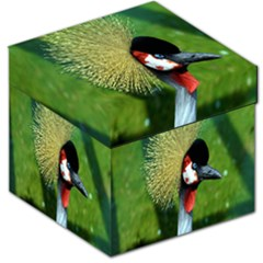 Bird Hairstyle Animals Sexy Beauty Storage Stool 12   by Mariart