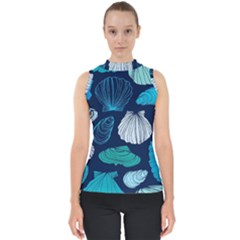 Mega Menu Seashells Shell Top by Mariart