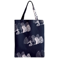 Japan Food Sashimi Zipper Classic Tote Bag by Mariart