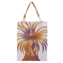 Sea Anemone Classic Tote Bag by Mariart