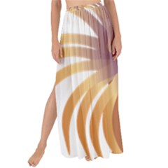 Sea Anemone Maxi Chiffon Tie Up Sarong
