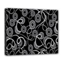 Floral Pattern Background Deluxe Canvas 24  x 20   View1