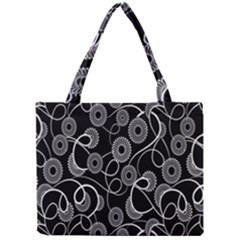 Floral Pattern Background Mini Tote Bag by BangZart