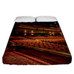 Florida State University Fitted Sheet (queen Size) by BangZart