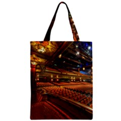 Florida State University Zipper Classic Tote Bag by BangZart