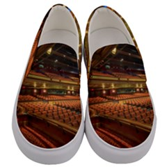 Florida State University Men s Canvas Slip Ons