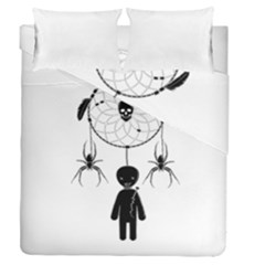 Voodoo Dream Catcher  Duvet Cover Double Side (queen Size)