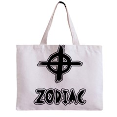 Zodiac Killer  Zipper Mini Tote Bag by Valentinaart