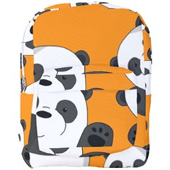 Cute Pandas Full Print Backpack