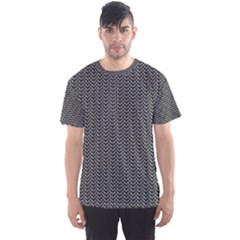 Sparkling Metal Chains 03a Men s Sports Mesh Tee by MoreColorsinLife