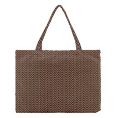 Sparkling Metal Chains 03b Medium Tote Bag by MoreColorsinLife