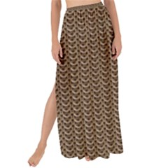 Sparkling Metal Chains 03b Maxi Chiffon Tie Up Sarong