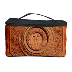 Symbolism Paneling Oriental Ornament Pattern Cosmetic Storage Case by BangZart