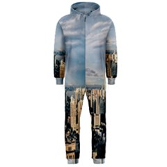 Shanghai The Window Sunny Days City Hooded Jumpsuit (men)