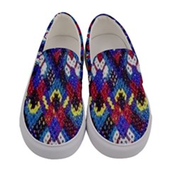 Nui Women s Canvas Slip Ons