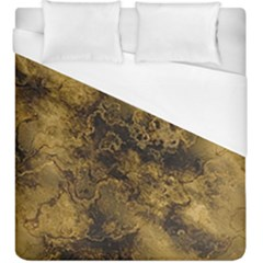 Wonderful Marbled Structure B Duvet Cover (king Size) by MoreColorsinLife