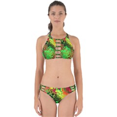 Awesome Fractal 35i Perfectly Cut Out Bikini Set by MoreColorsinLife