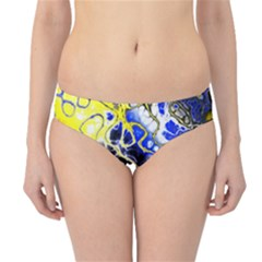 Awesome Fractal 35a Hipster Bikini Bottoms by MoreColorsinLife