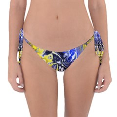Awesome Fractal 35a Reversible Bikini Bottom by MoreColorsinLife