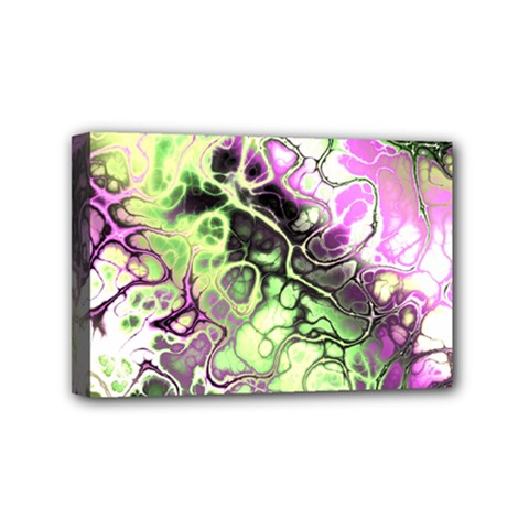 Awesome Fractal 35d Mini Canvas 6  X 4
