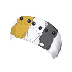 Cute Cats Yoga Headband