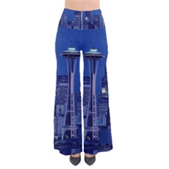 Space Needle Seattle Washington Pants by Nexatart