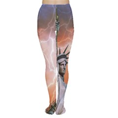 Statue Of Liberty New York Women s Tights