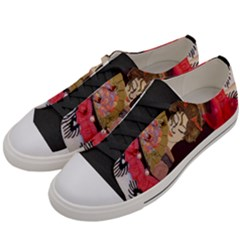 Beauty Women s Low Top Canvas Sneakers by DeneWestUK