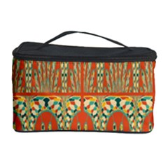 Arcs Pattern Cosmetic Storage Case by linceazul