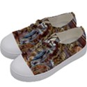 Baroque Church Collegiate Church Kids  Low Top Canvas Sneakers View2