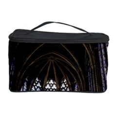 Sainte Chapelle Paris Stained Glass Cosmetic Storage Case by Nexatart