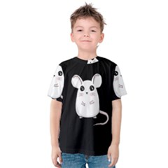 Cute Mouse Kids  Cotton Tee