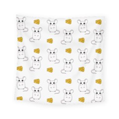 Cute Mouse Pattern Square Tapestry (small)