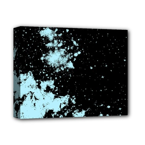 Space Colors Deluxe Canvas 14  X 11  by ValentinaDesign