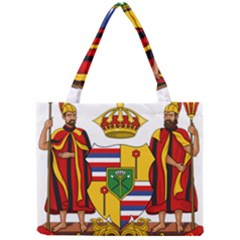 Kingdom Of Hawaii Coat Of Arms, 1795 1850 Mini Tote Bag by abbeyz71