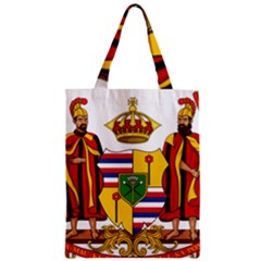 Kingdom Of Hawaii Coat Of Arms, 1795 1850 Classic Tote Bag by abbeyz71