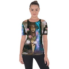 The Wonderful Women Of Earth Short Sleeve Top