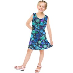 Lovely Shapes 2c Kids  Tunic Dress by MoreColorsinLife