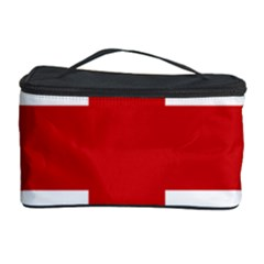 Uk Flag United Kingdom Cosmetic Storage Case