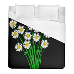 Bouquet Geese Flower Plant Blossom Duvet Cover (full/ Double Size) by Nexatart