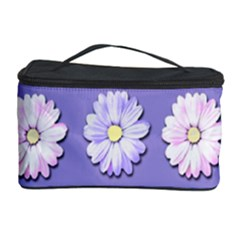 Daisy Flowers Wild Flowers Bloom Cosmetic Storage Case