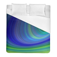 Space Design Abstract Sky Storm Duvet Cover (full/ Double Size) by Nexatart