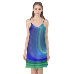 Space Design Abstract Sky Storm Camis Nightgown