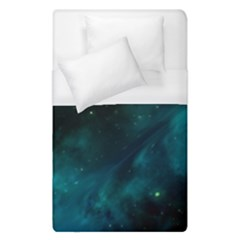 Space All Universe Cosmos Galaxy Duvet Cover (single Size) by Nexatart