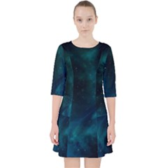 Space All Universe Cosmos Galaxy Pocket Dress