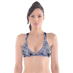 Manhattan New York City Plunge Bikini Top