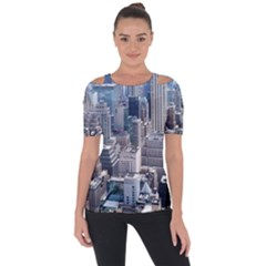 Manhattan New York City Short Sleeve Top
